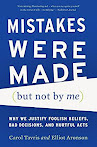 Book of the Month: Mistake Were Made (But Not by Me)