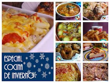 Crea tu menú de invierno