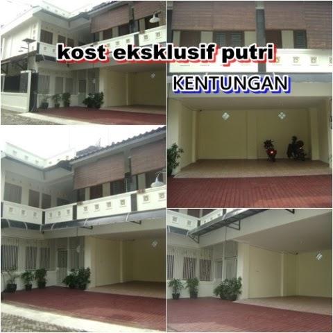 Rumah Kost Exclusive Dekat UGM