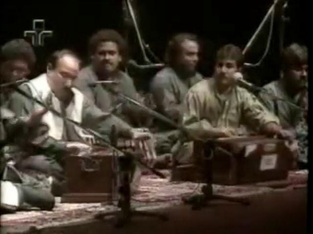 Sakhi Shabaaz Qalandar, Dama Dam Mast Qalandar [Live in Brazil]