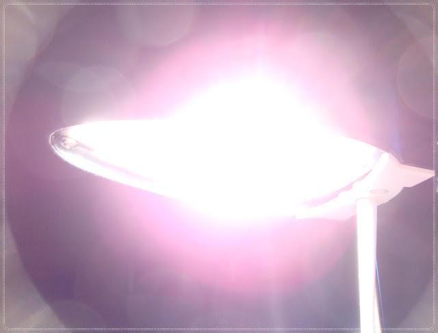 neonska lampa