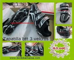 Zapatilla TKX 3 velcros