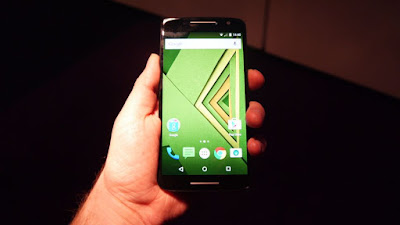 Review HP Motorola Moto X Play Terbaru