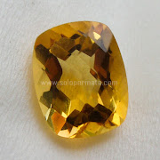 Batu Permata Golden Citrine - SP937