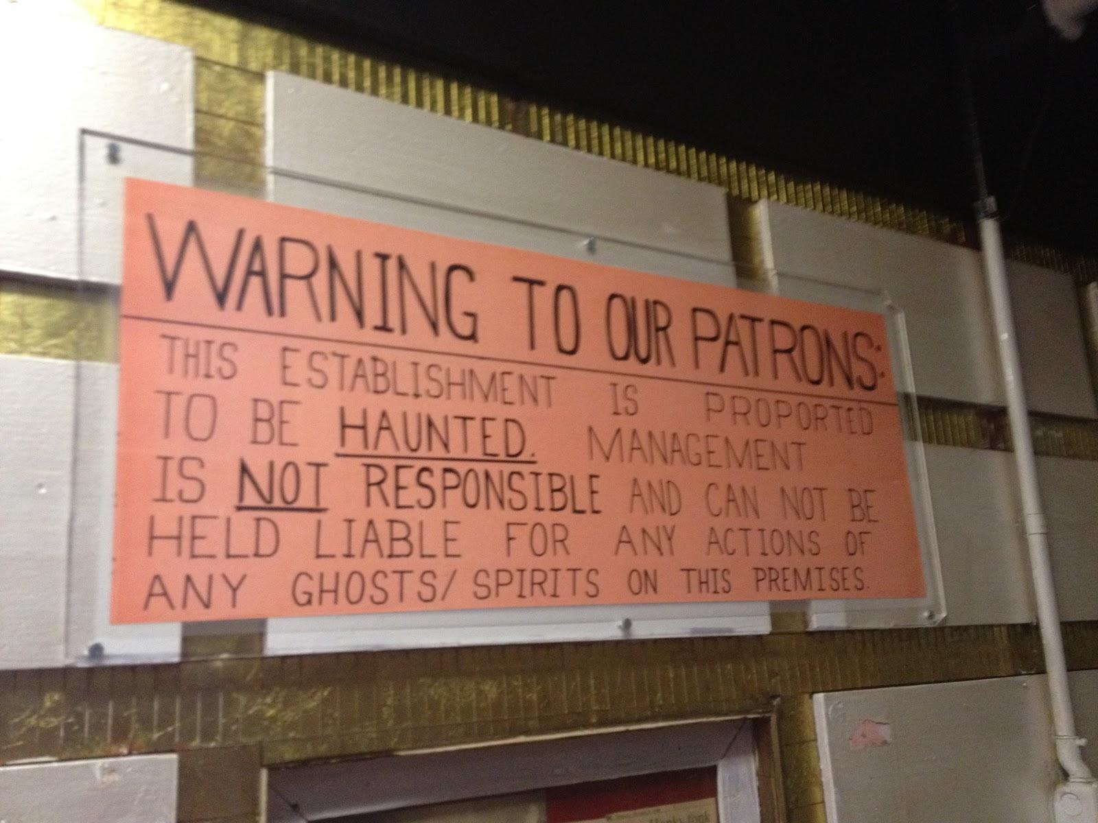 Bobby Mackey S Ghost Tour Reviews