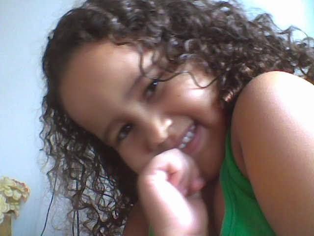 Minha sobrinha linda Ana Clara.