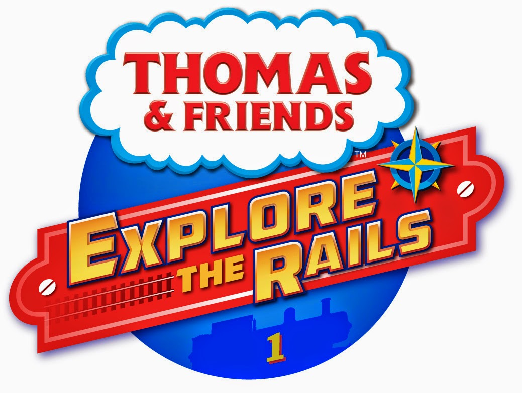 It's just a picture of Exhilarating Thomas the Train Logo