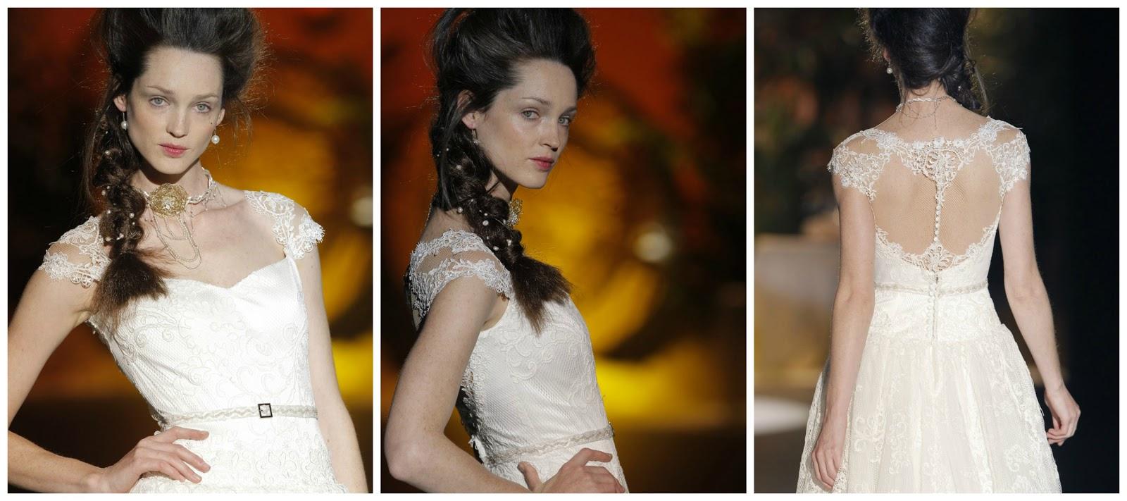 De Color Vintage: Inspiración: Barcelona Bridal Week