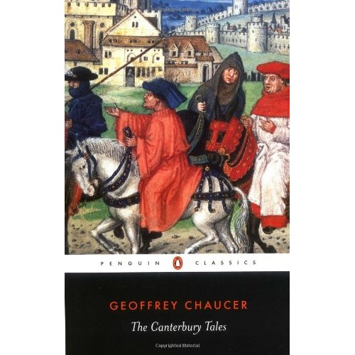 geoffrey chaucers death left the canterbury tales unfinished