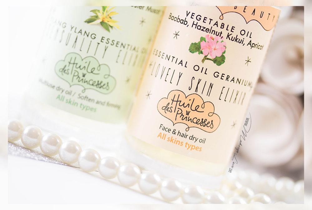 Huile des Princesses Öl Hautöl Trockenöl Produktvorstellung Review