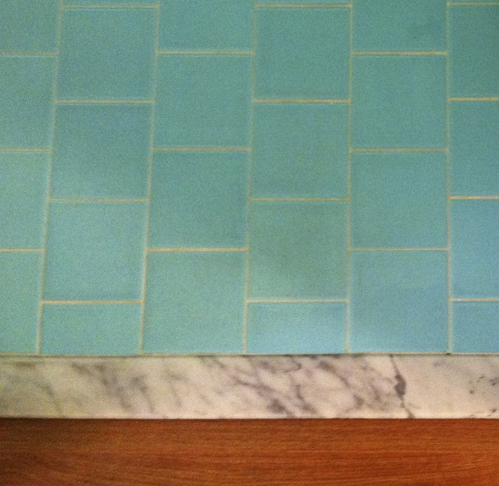 Rocket century may 2011 - Turquoise bathroom floor tiles ...