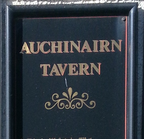 Auchinairn Tavern, Glasgow