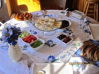 Mavili Kahvalti Soframiz.
