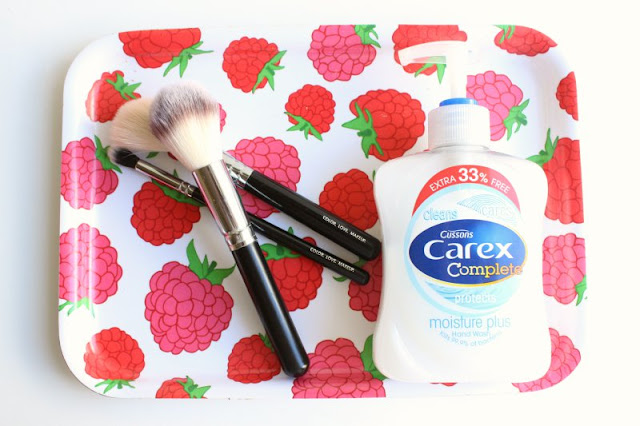 Make Up Brush Cleansers You Probably Already Own