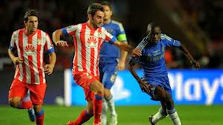 Cuplikan Gol Chelsea VS Atletico Madrid 1-3