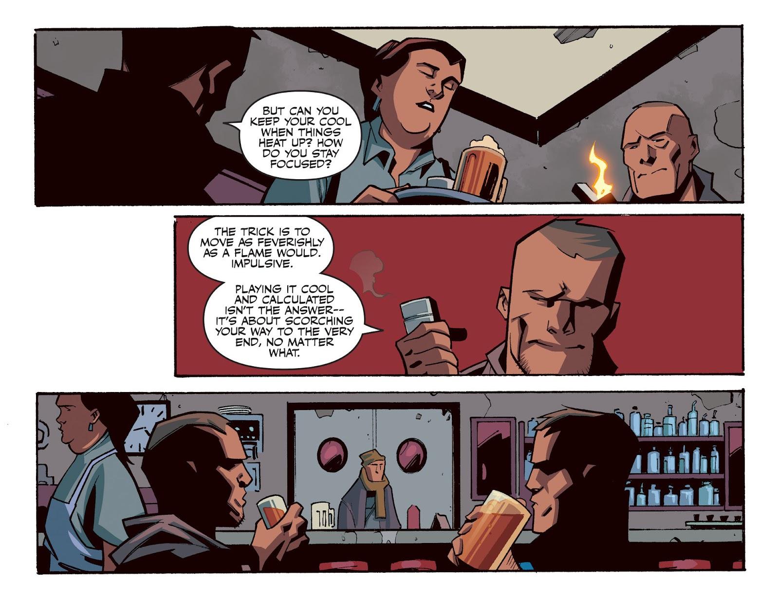 The Flash: Season Zero [I] Issue #21 #21 - English 14