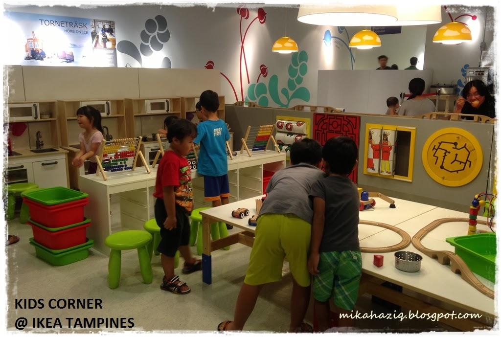Mikahaziq halal kids friendly eatery meatballs ikea for Kid friendly restaurants