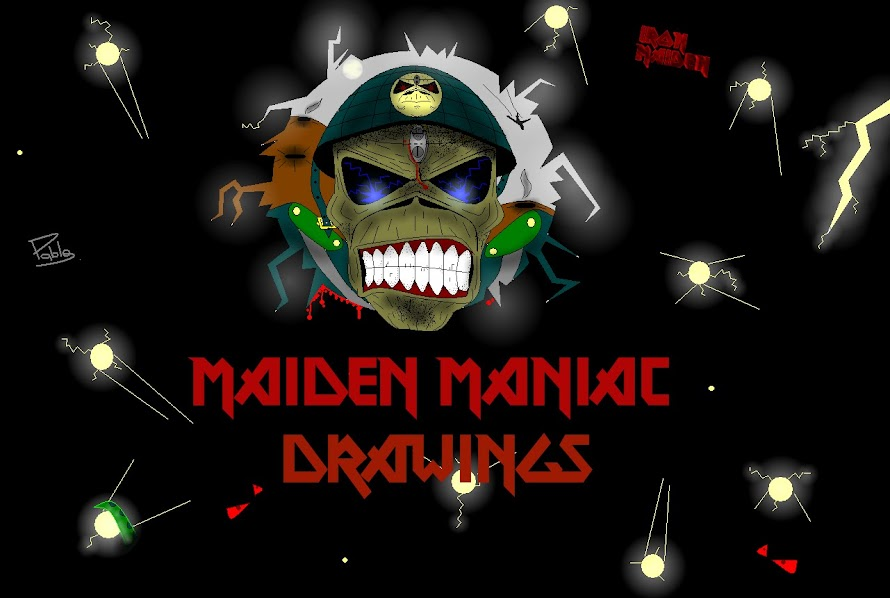 MaidenManiac drawings