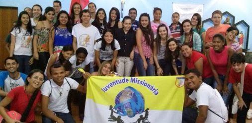 Jovens de Goiás e Tocantins participam das Santas Missões Populares