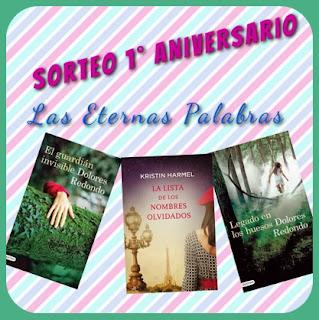 http://laseternaspalabras.blogspot.com.es/2014/01/sorteo-1-aniversario-del-blog.html
