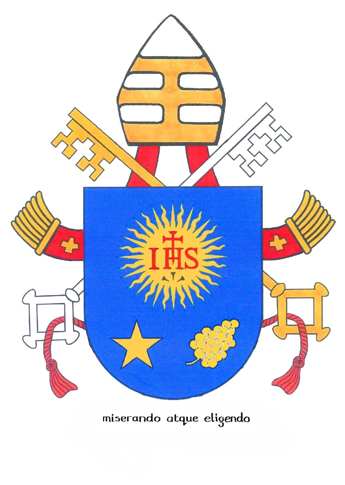 EL ESCUDO DE FRANCISCO | Servicio Catolico Hispano
