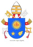 Noticias del Papa FRANCISCO y S.S. Benedicto XVI: El Escudo Papal stemmapapafrancesco