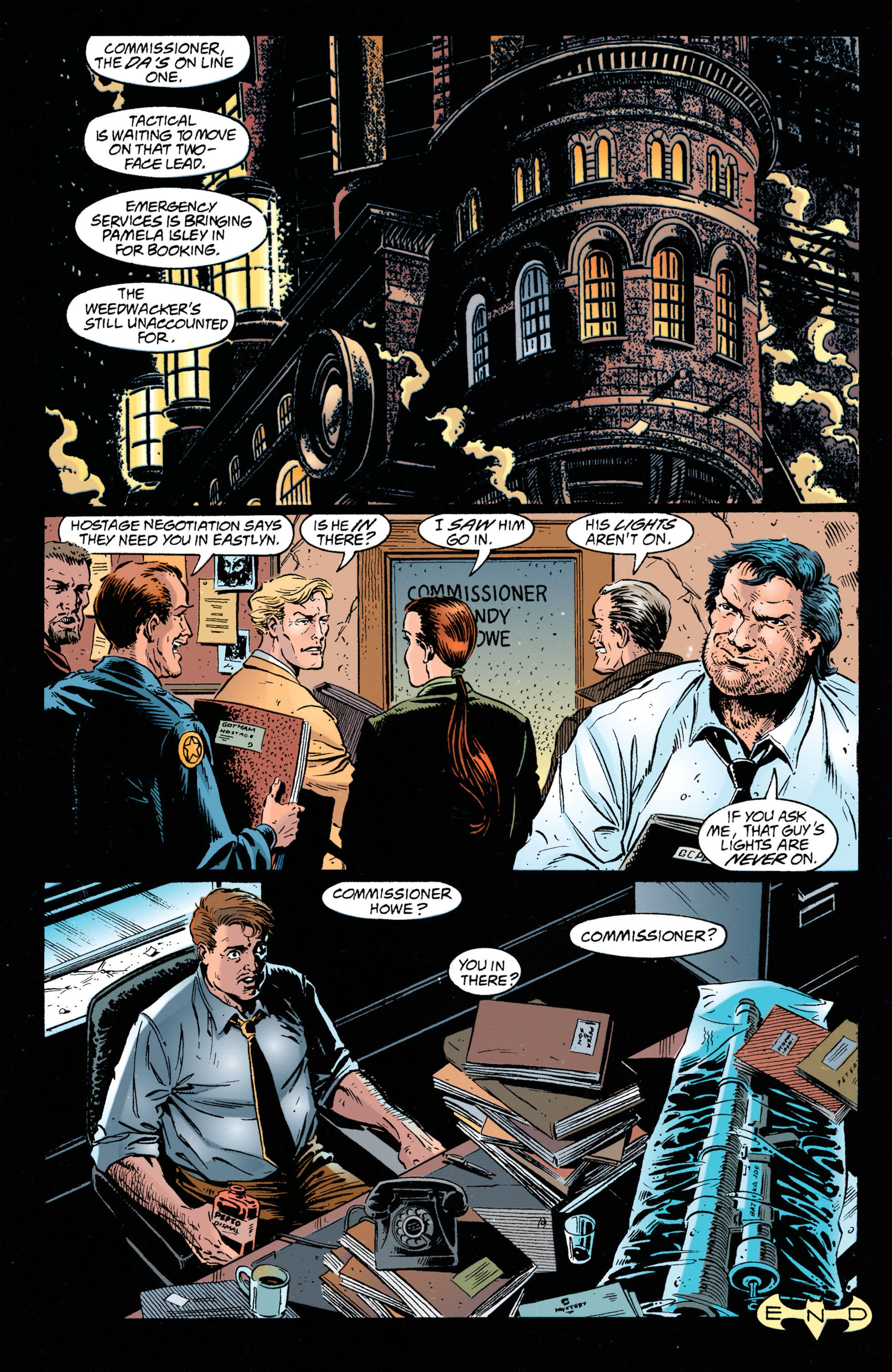 Detective Comics (1937) Issue #694 Page 22