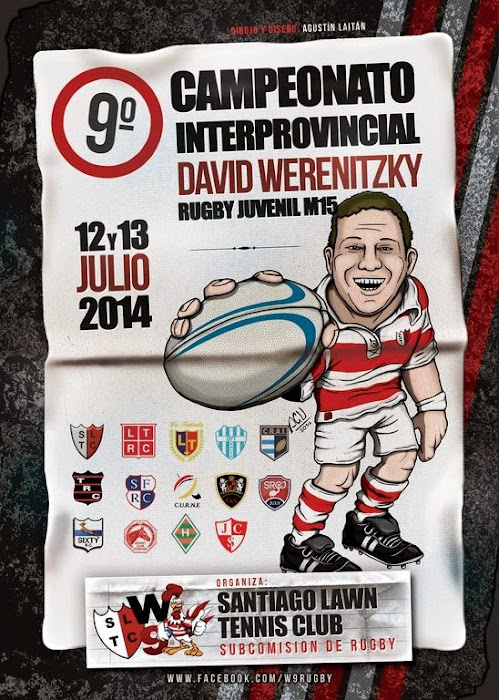 9º edición del torneo David Werenitzky