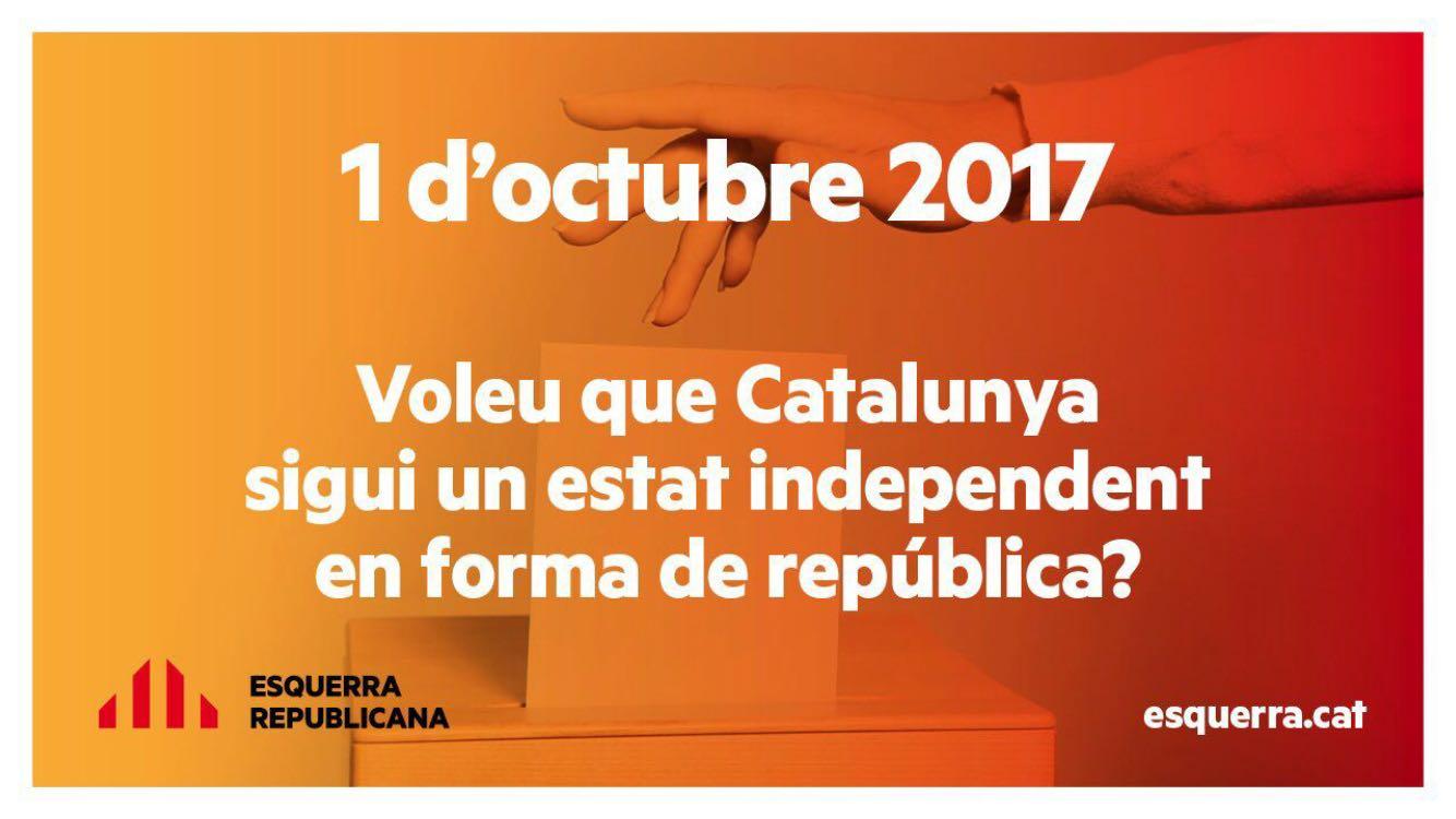 Referèndum 1 octubre 2017