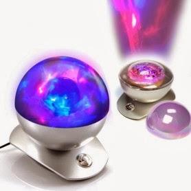 Esfera Laser Proyector
