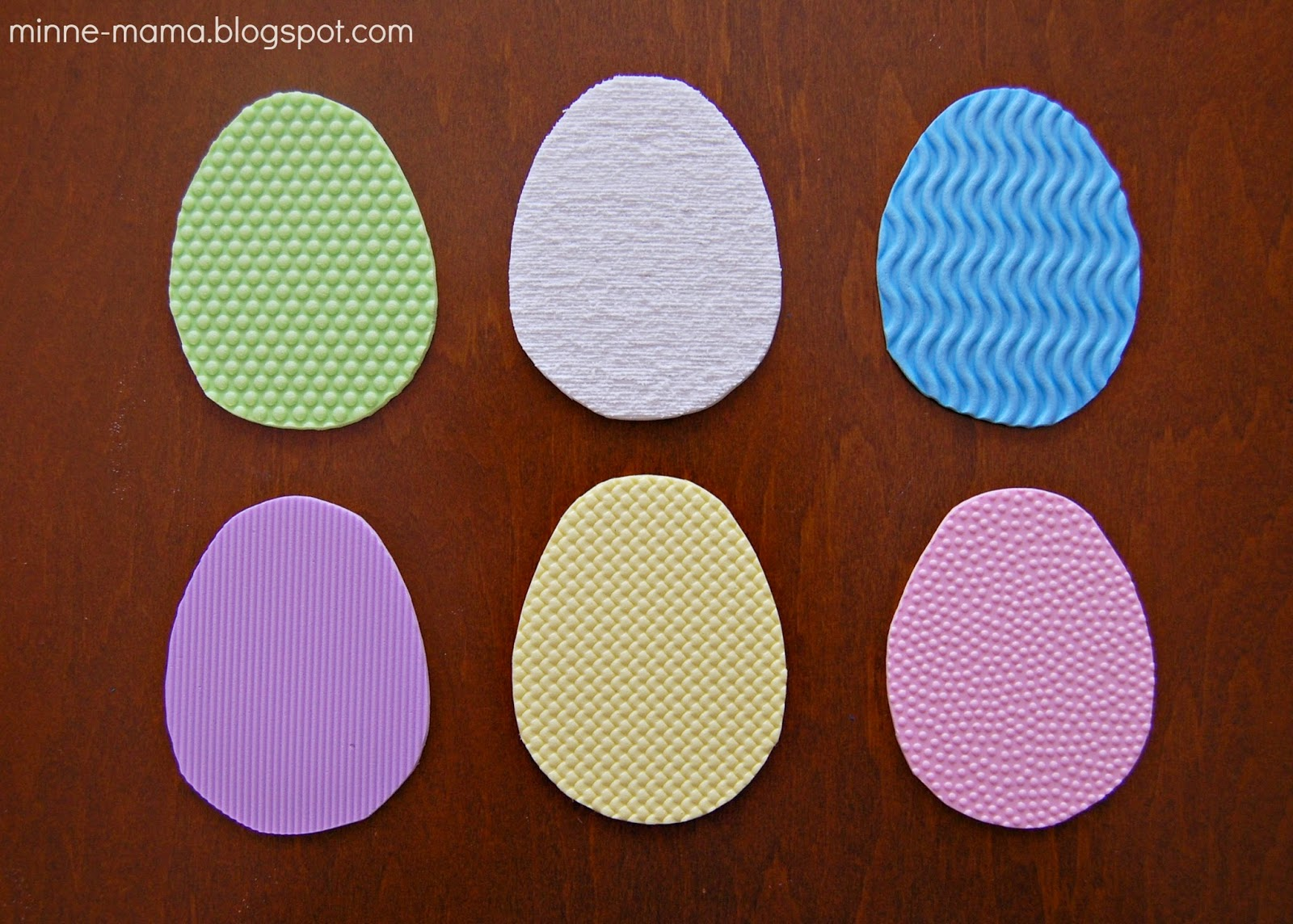 minne mama easter egg hunt contact paper play