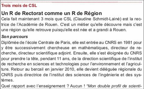 neruda dieppe Trois mois de CSL