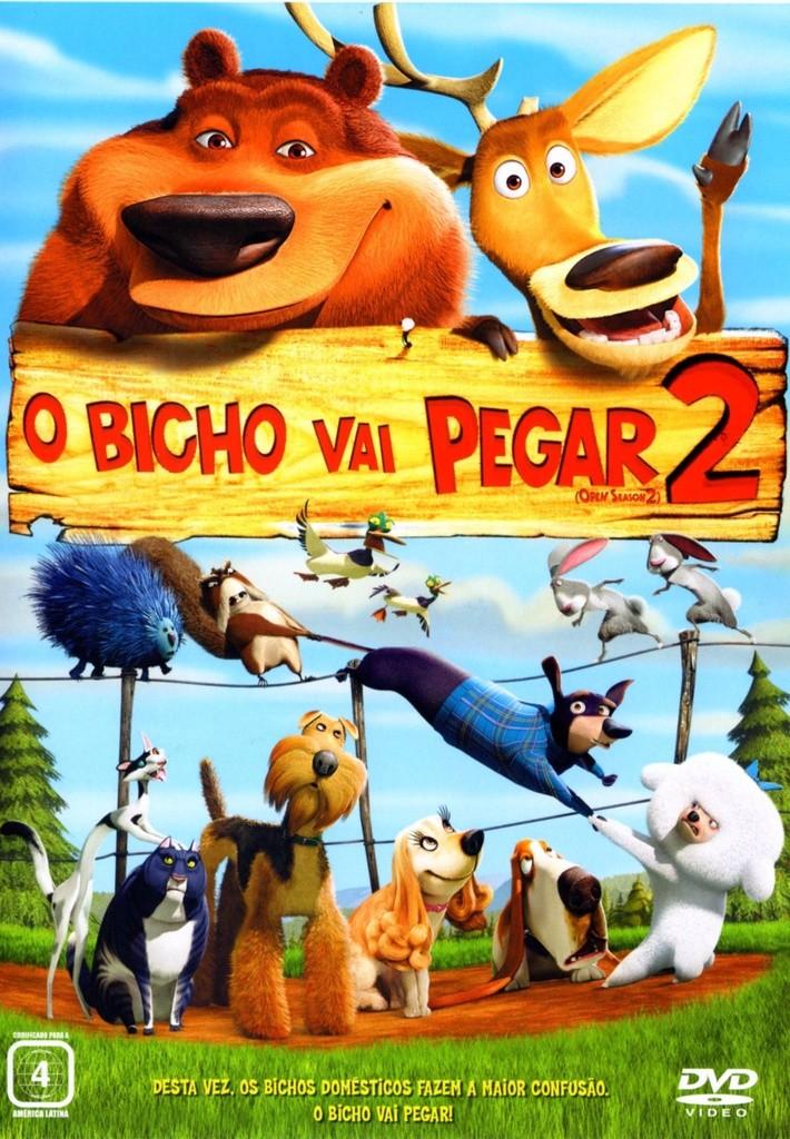 O Bicho Vai Pegar 2 – HD 720p
