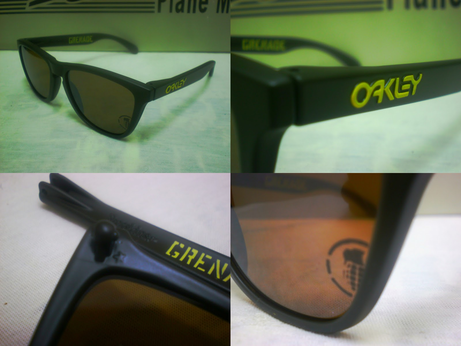 dc0981642c Oakley Frogskins Green Lens « Heritage Malta