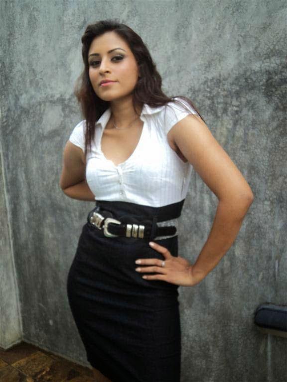 Air hostess Prasadi Samarakoon