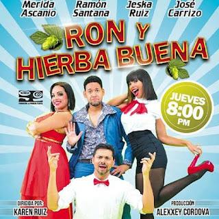 ron hierbabuena teatro obra los naranjos premium