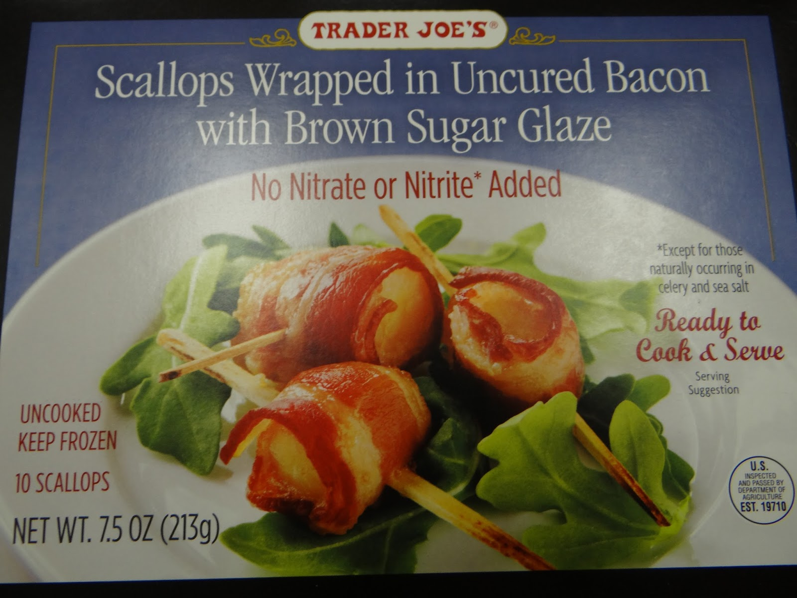 how to cook frozen bacon wrapped scallops in oven