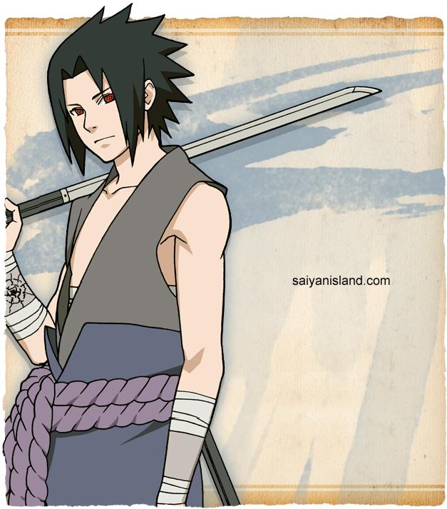 Naruto Shippuden Generations: Sasuke Uchiha ~ Critical Rocket