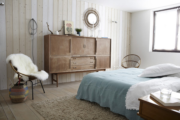 Older posts - Chambre scandinave bleu ...
