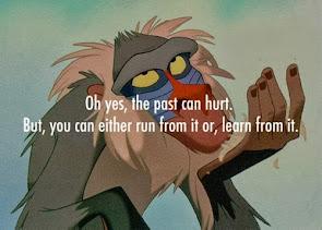 Aquel que no aprende de sus errores está condenado a repetirlos una y otra vez...