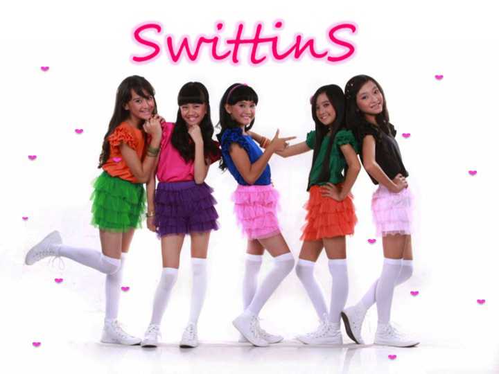 Profil Swittins Indonesian Girls Band