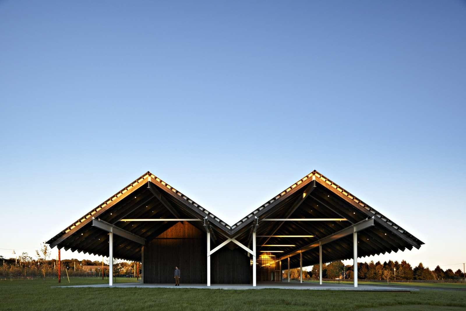 Parrish Art Museum By Herzog Amp De Meuron A As Architecture