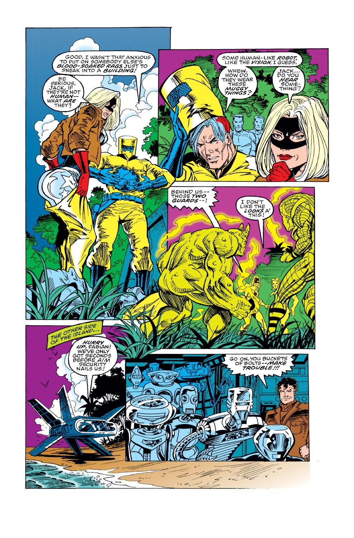 Captain America (1968) Issue #440 #392 - English 17