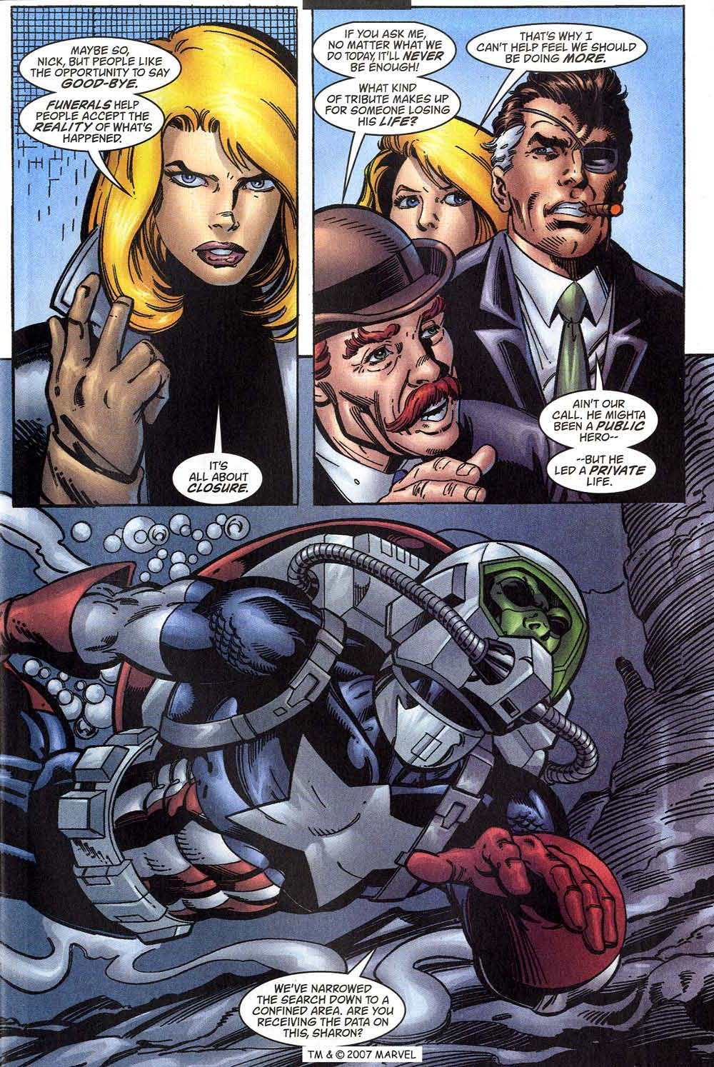 Captain America (1998) Issue #46 #53 - English 5
