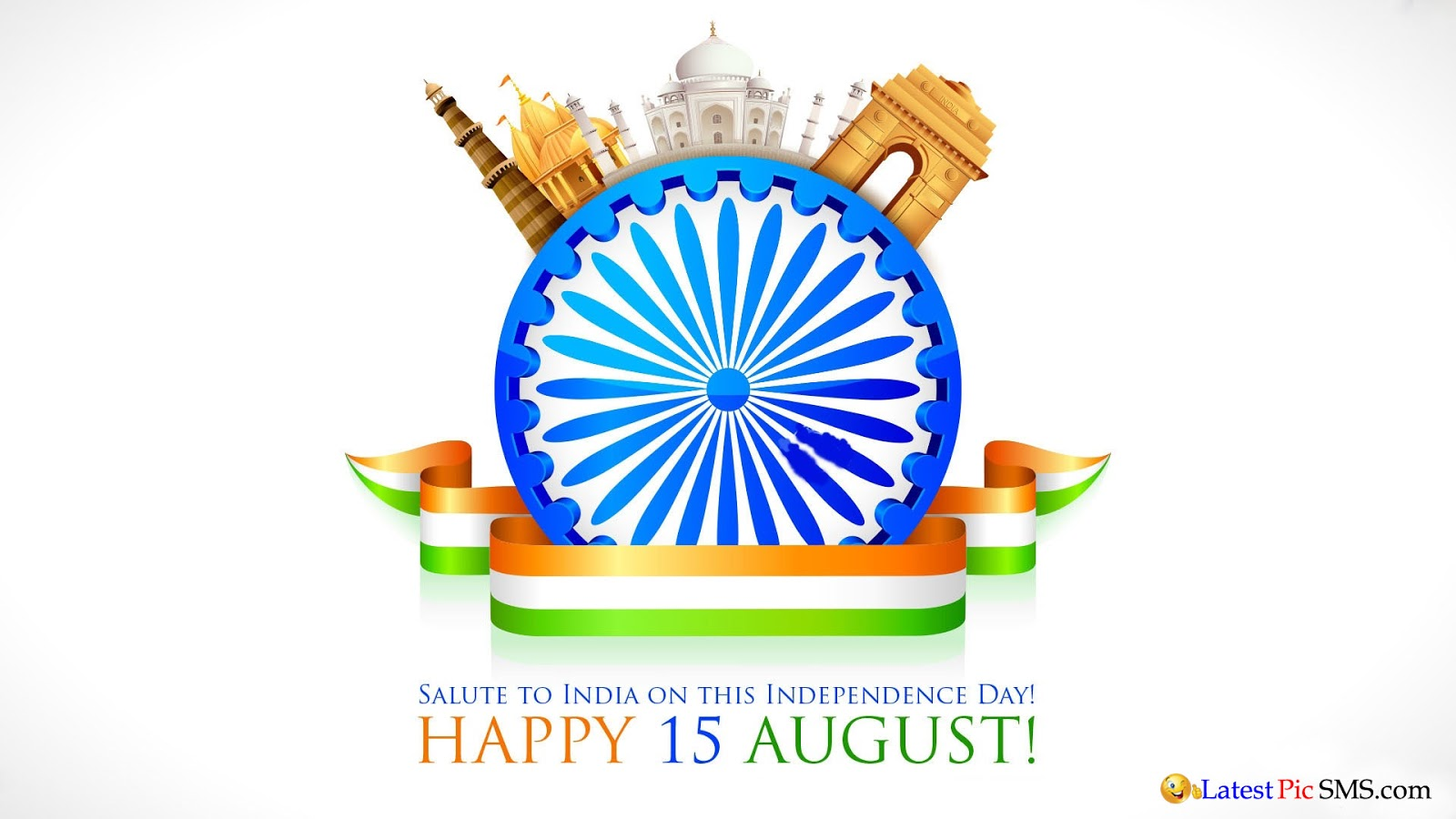 Salute to India On this Independence Day Pictures