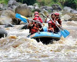 Outbound Arung Jeram