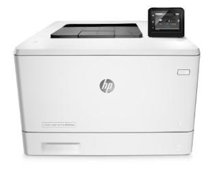 Free download driver for Printer HP Laserjet Pro M452dw