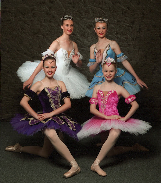 A quartet of tutus Bendigo 2011