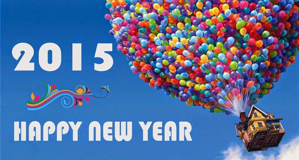 Happy New Year 2015 Wallpapers - Happy New Year