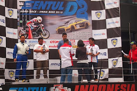 Hasil Drag Bike Sentul 24 November 2013